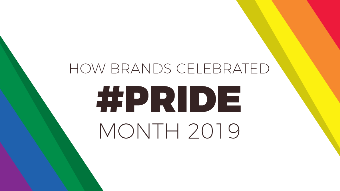 how brands celebrated pride month 2019