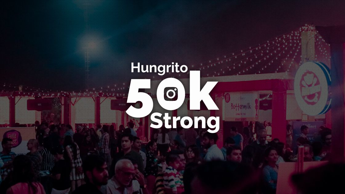 hungrito 50k instagram followers