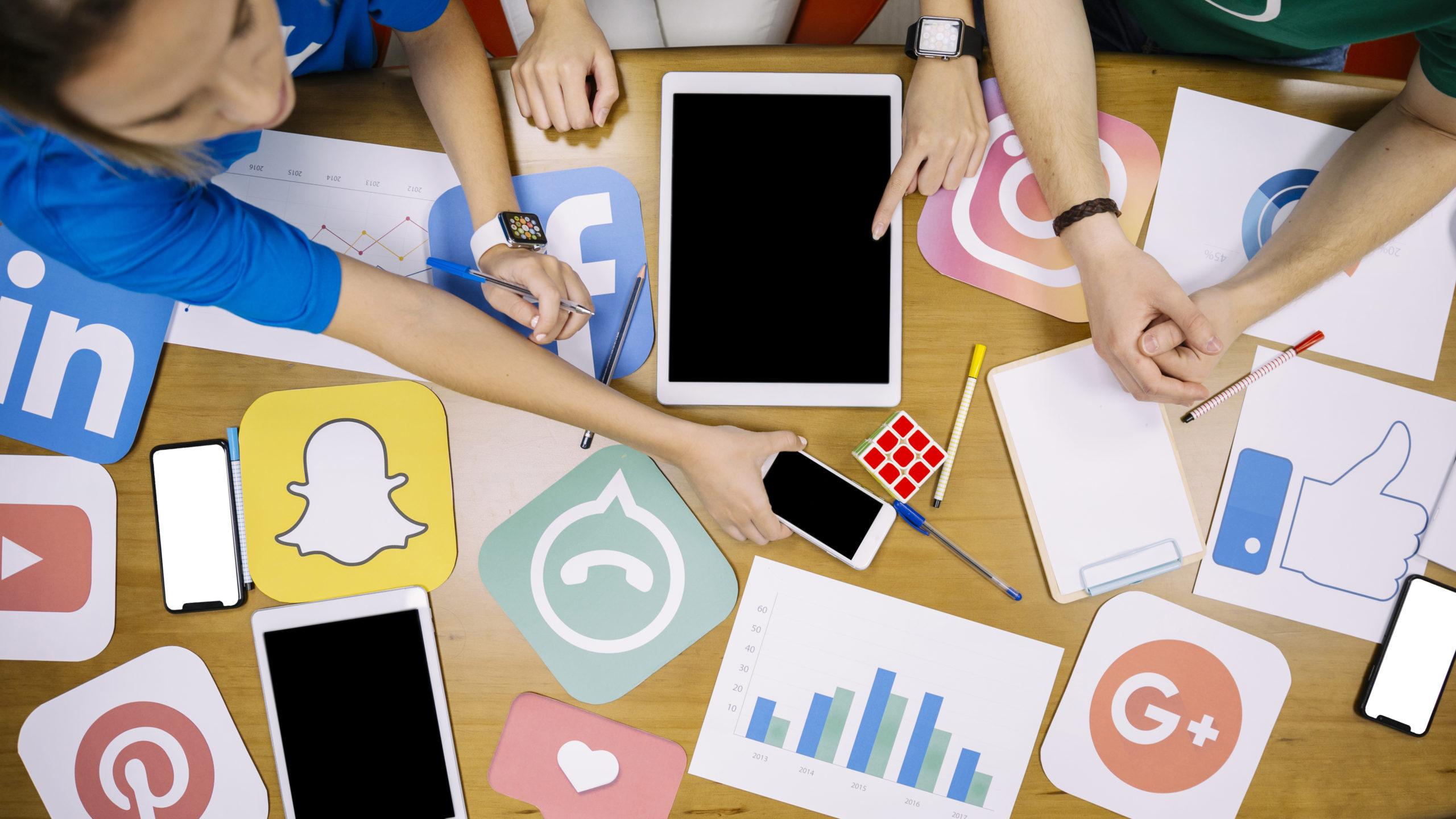 Social media| strategies| social| media